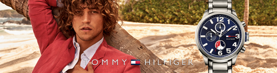 Tommy Hilfiger Heren Horloges