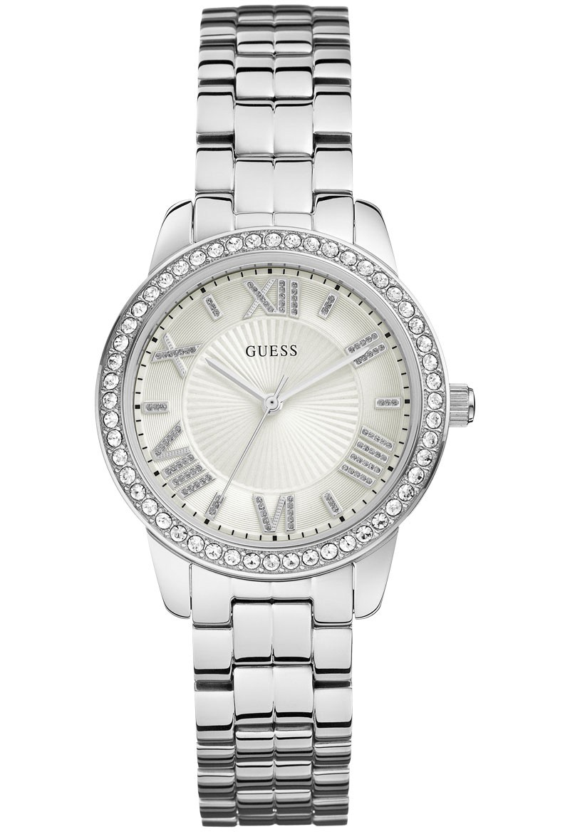 Guess W0444L1 Mini Allure Dames Horloge